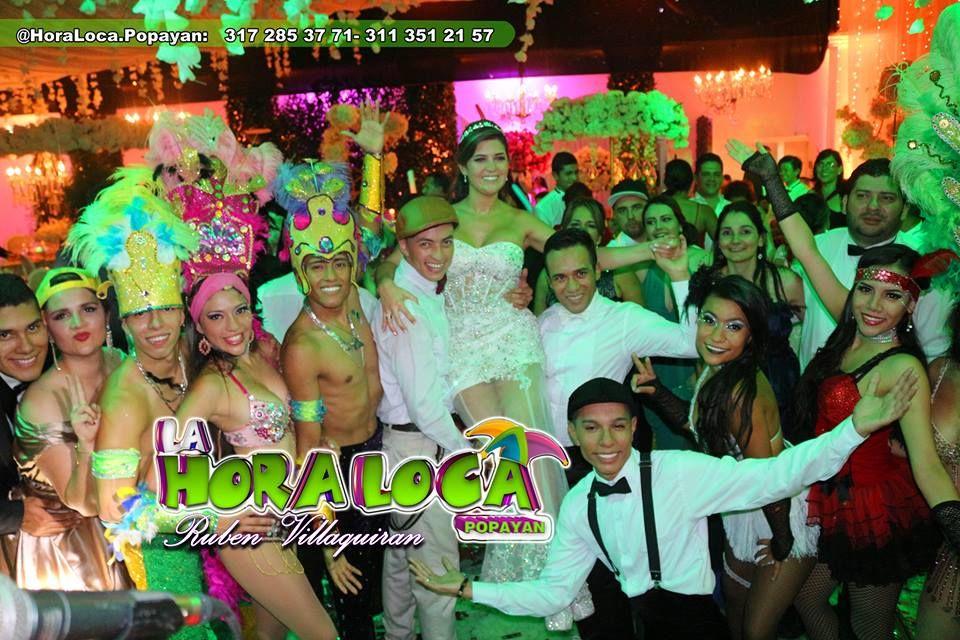 La Hora Loca Popayán