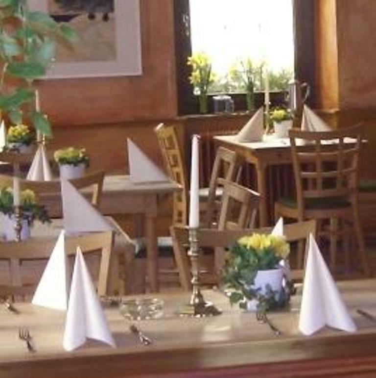 Beispiel: Gasthaus, Foto: Linde Restaurant.