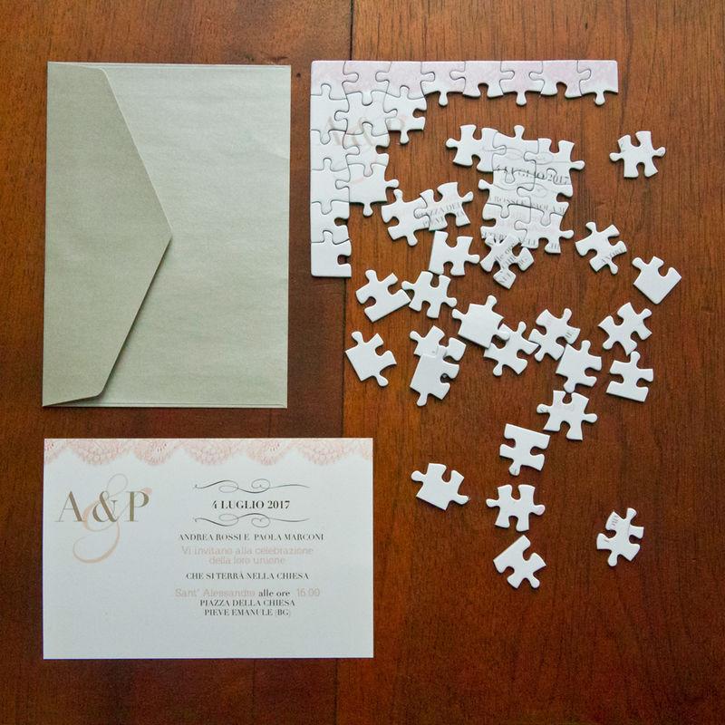 Partecipazione Puzzle