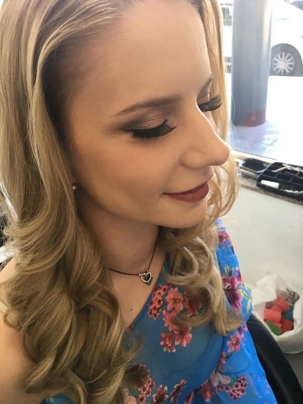 Diana Neves Wedding Make Up