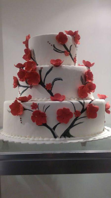Fondant Cake House, pasteles de boda, en el Distrito Federal.