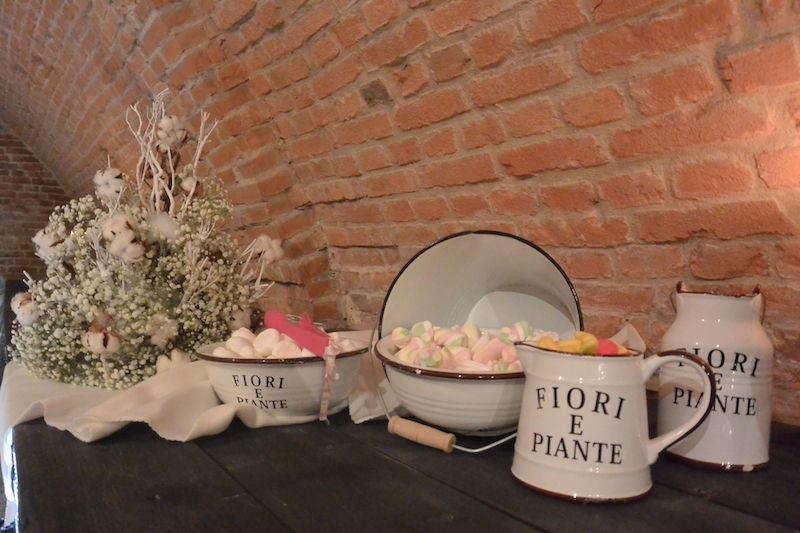 Candy bar - winter wedding