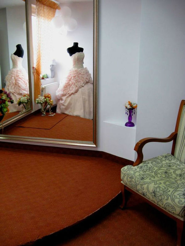 Srebrny Anioł, salon sukien ślubnych