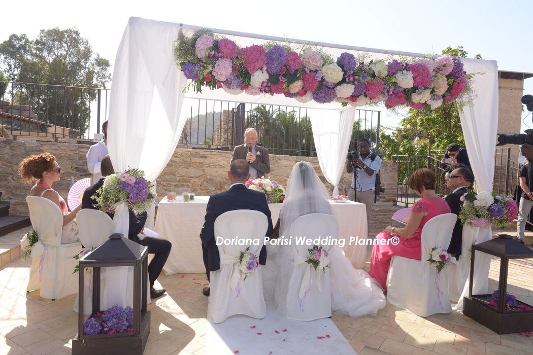 Doriana Parisi Wedding Planner