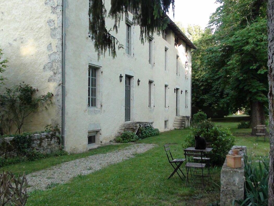 Moulin de Larroque