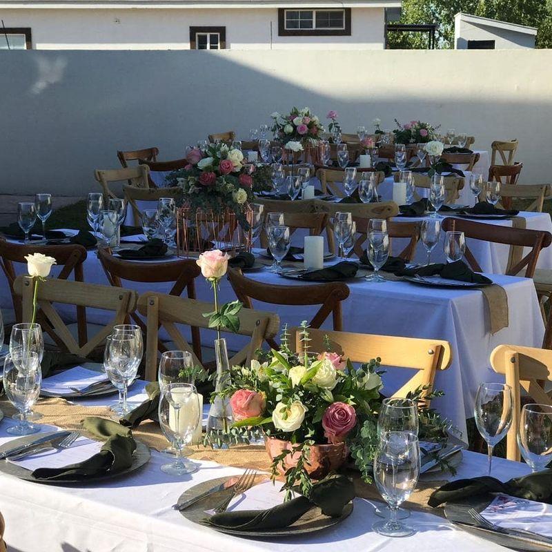 Rouge Mobiliario, Banquetes y Decoración