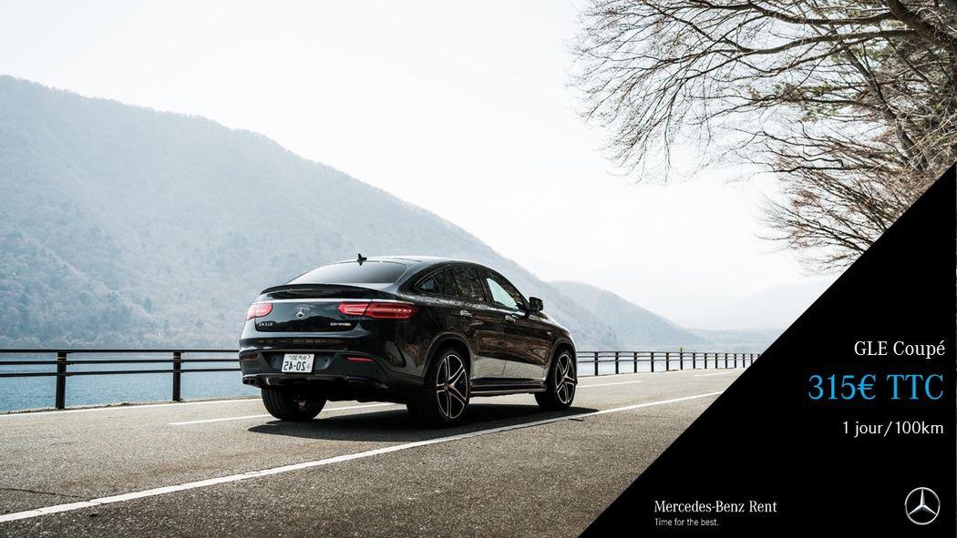 Mercedes-Benz Rent Mérignac