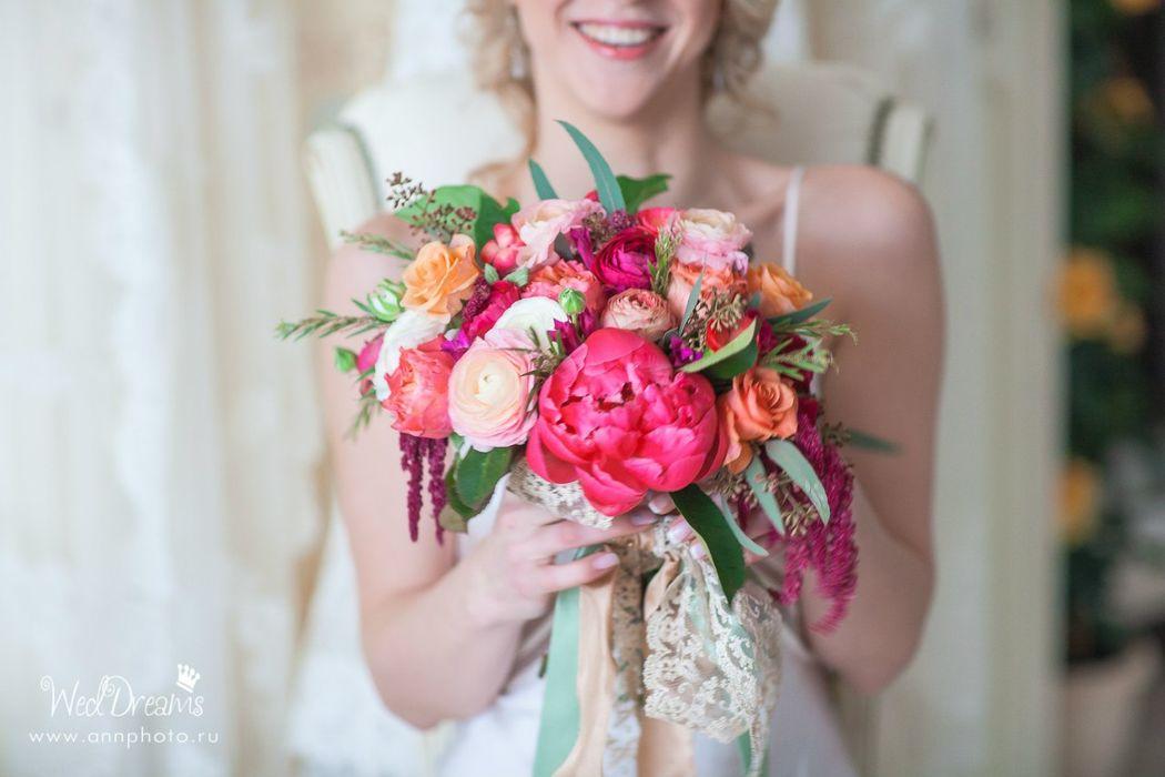 Студия декора и флористики GrassN'Roses