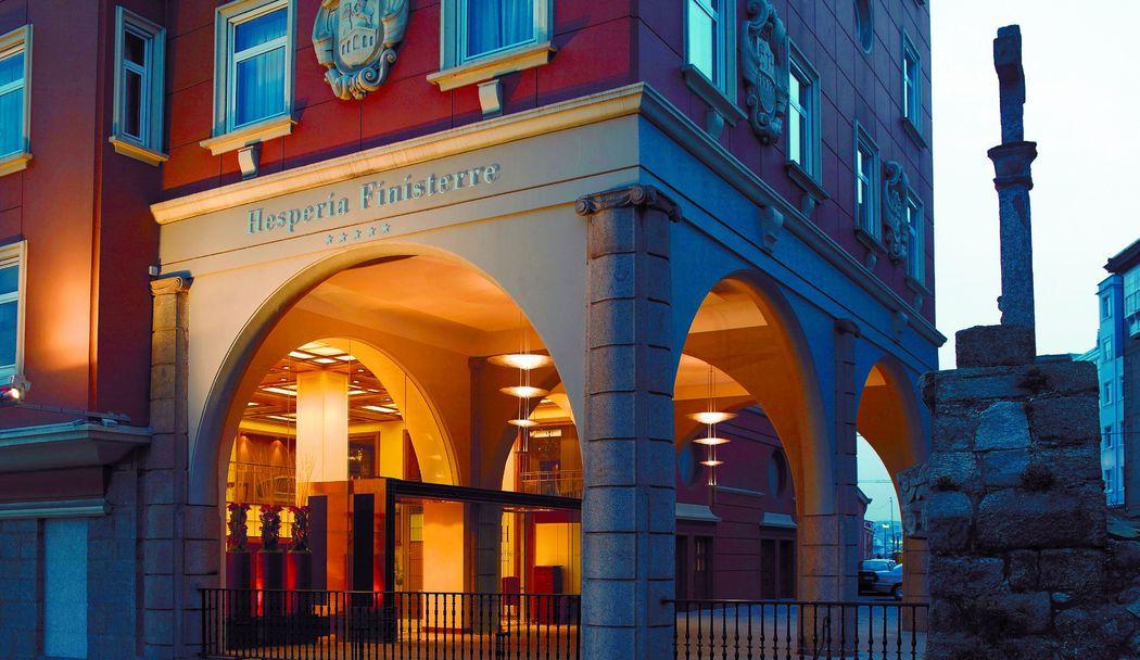 Hotel Hesperia Finisterre
