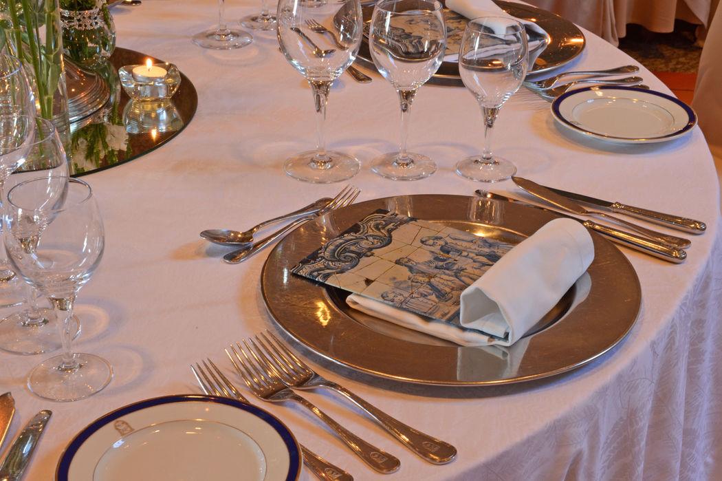 Pormenor banquete