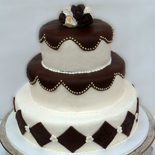 Pasteles de boda A´Chocolart en el Distrito Federal.