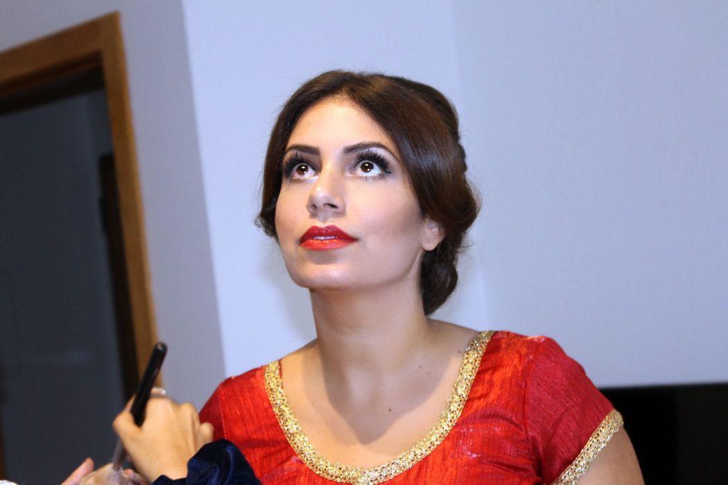 Noiva Ana (Registo indiano)  Mais info: andreiadealmeidamua@outlook.pt