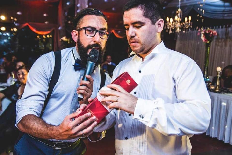 Esteban Pávez Animacion y Baile Entretenido