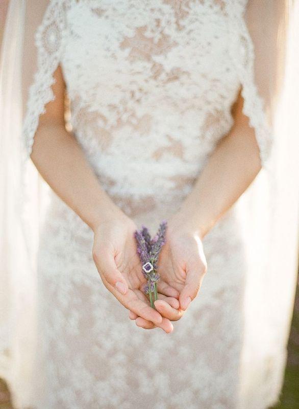 Mariée de Provence