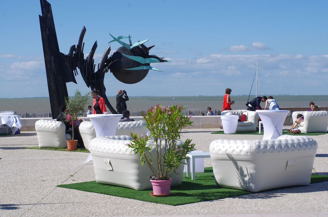 Mariage en bord de plage - ile de Ré