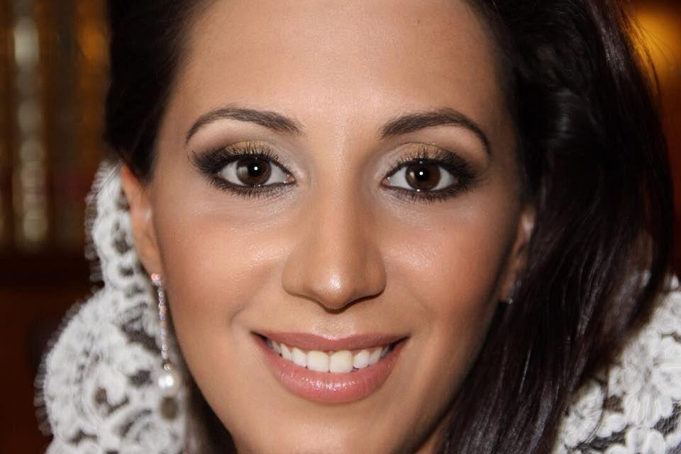 Verónica Oliva Make up
