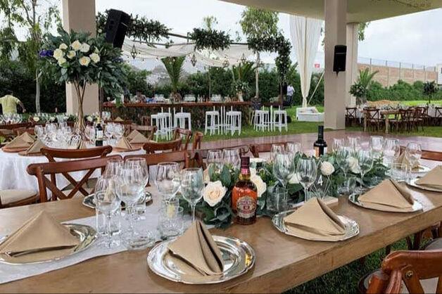 DN Eventos Catering & Buffet