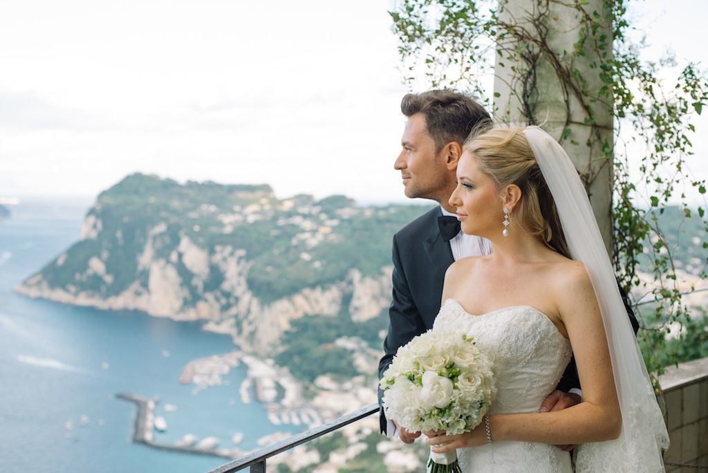 Capri Moments - Ville private per il tuo matrimonio a Capri