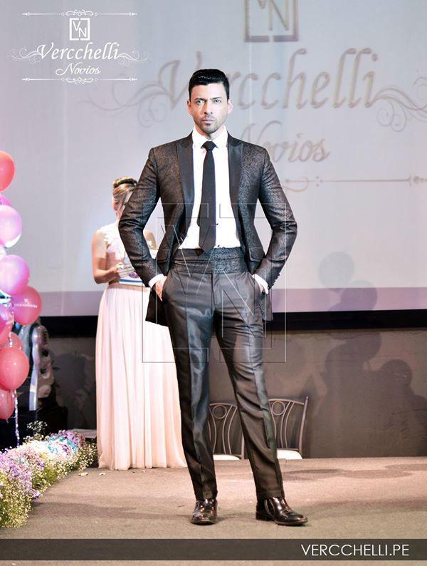 Vercchelli Novios  Fashion Show.