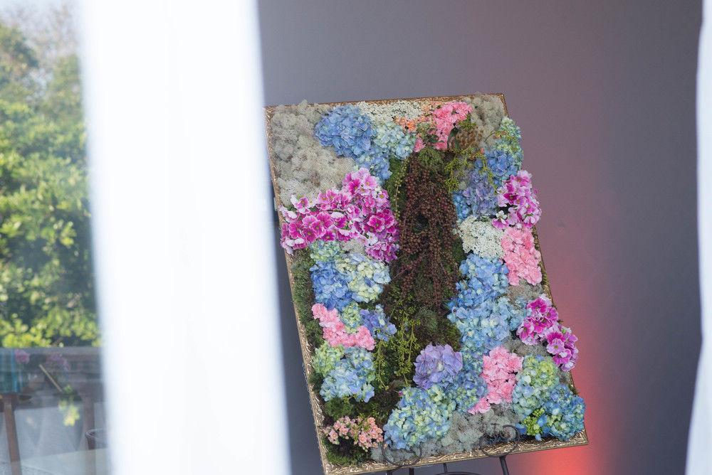 Quadro de flores para encantar