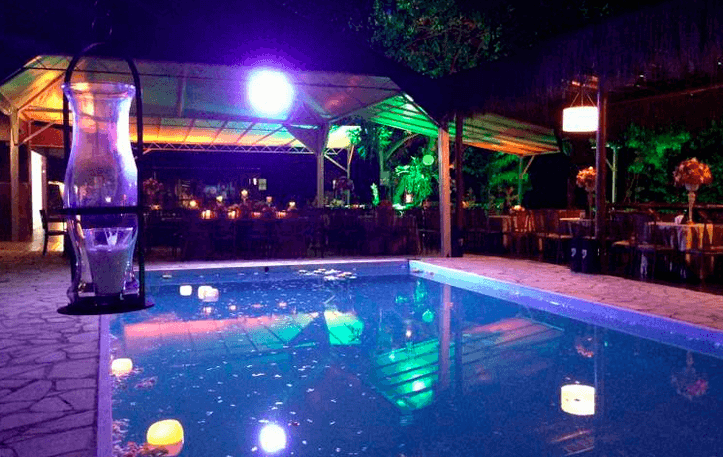 Espaço Villa Santorini