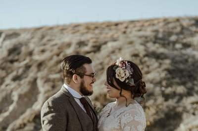 Ariadna Romo Wedding Photography