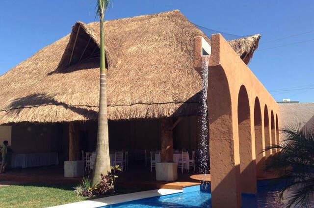 Jardín Los Arcos - Cancún