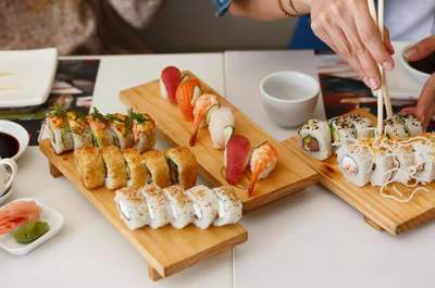 Mr Sushi Arequipa