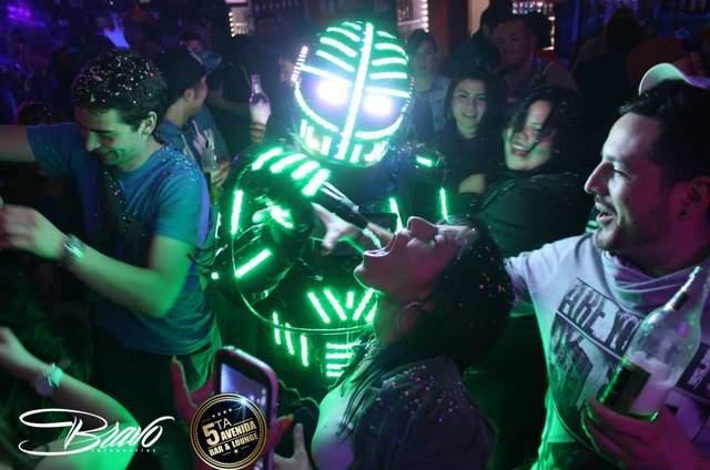Robots led Lumix