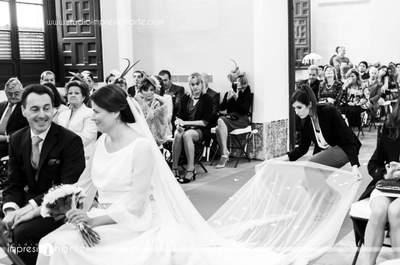 De boda con Ángela
