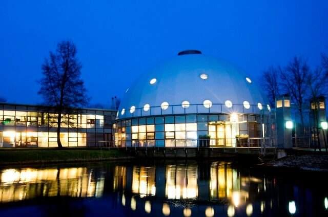 Planetarium amsterdam