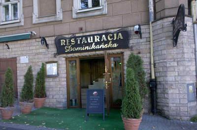 Restauracja Dominikańska