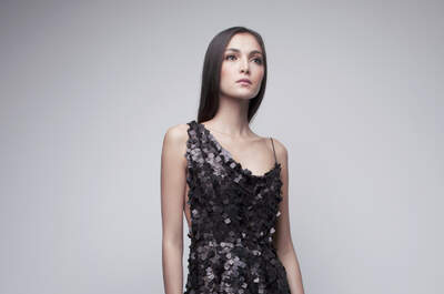 Isabel Henao-Vestidos de Fiesta