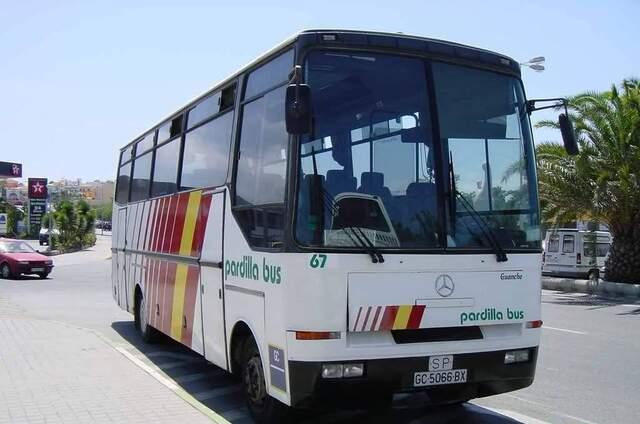 Pardilla Bus