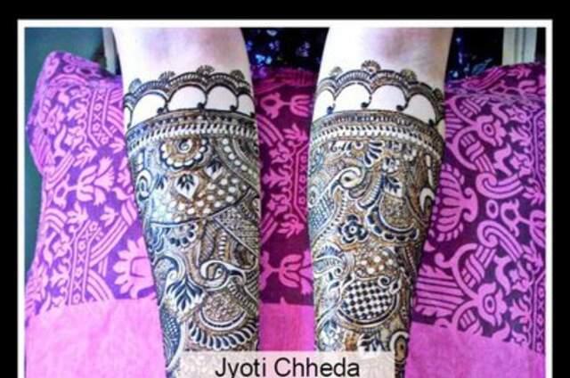 Mehendi Jyoti Chheda