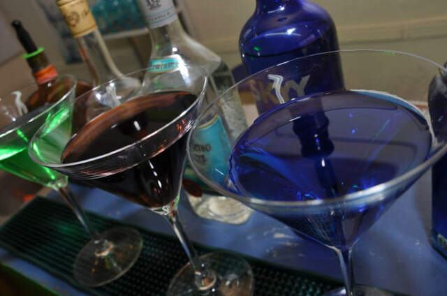 Spirits Martini Company - Barman a Domicilio