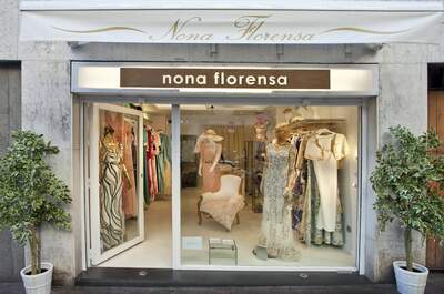Nona Florensa - Trajes de fiesta
