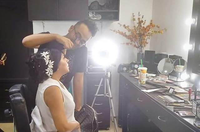Elard Melgar Z. - MAKE UP & HAIR