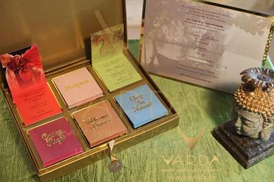 Varda Designer Invitations
