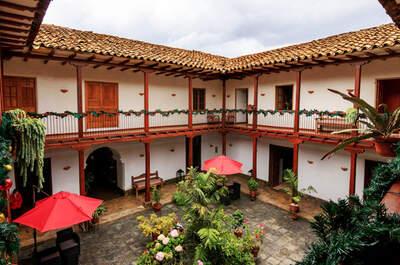Hotel La Casona Monsante