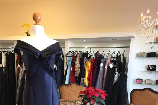 Malibe Dress Room - Renta De Vestidos De Noche
