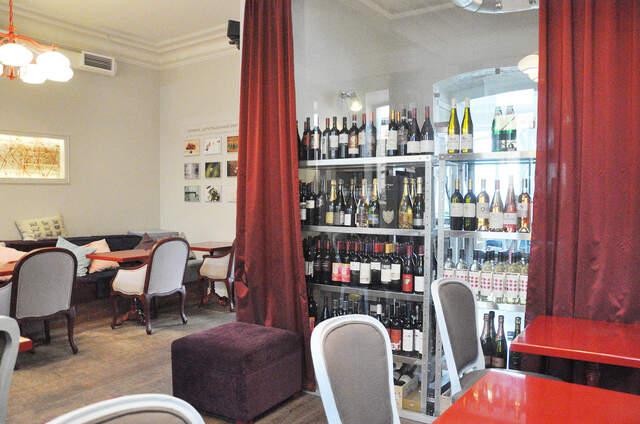 """Ресторан & винный бар """"Хороший год"""""""