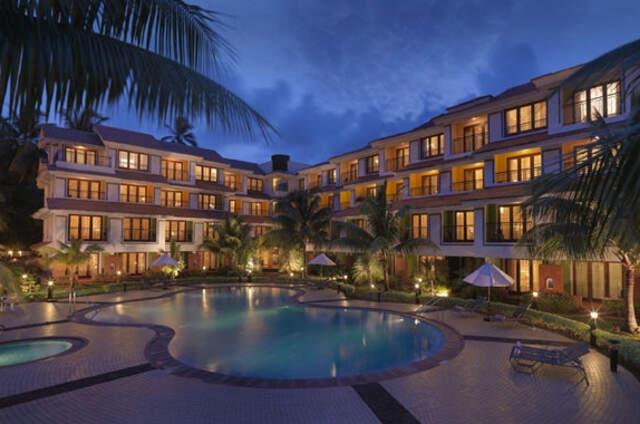 Double Tree by Hilton Arpora, Goa