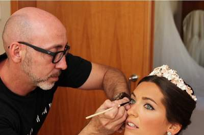 José Manuel López Makeup