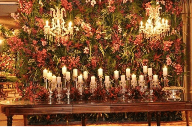 Flor de Lótus Decorações