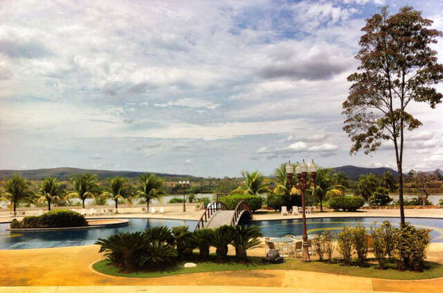 Águas do Treme Lake Resort