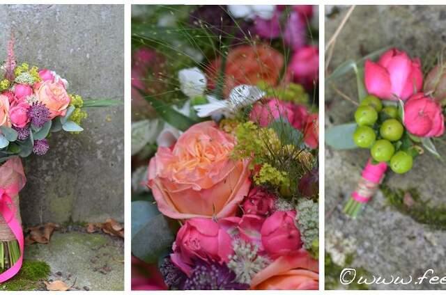 Fée de fleurs