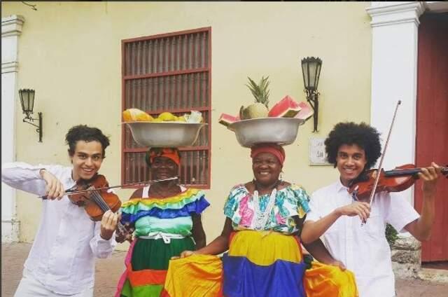 Eleven Violín Show-Cartagena