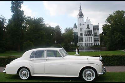 Auto Classic Trouwauto verhuur
