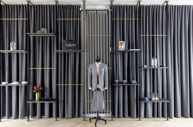 The Bloke - Custom Suits